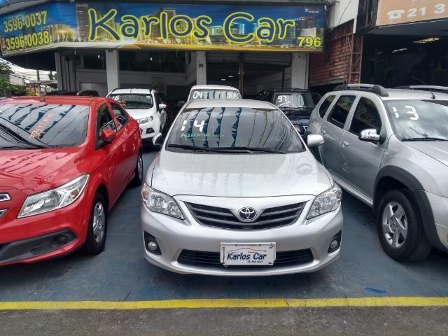 Amazing Toyota Corolla XEI 2.0 Flex Automático 2014/2014