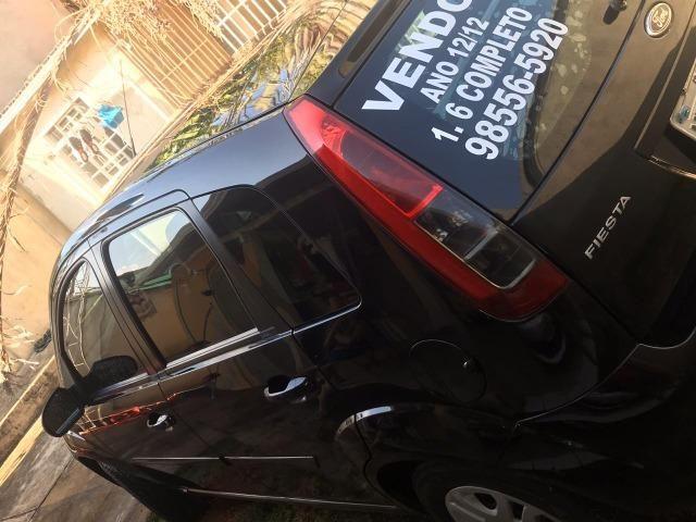 Ford Fiesta Hatch 1.6 - 2012/12 - Completo - Foto 3