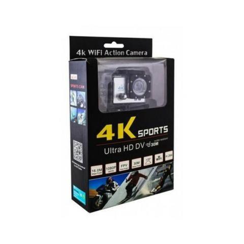 Câmera de Ação 4K Sports Ultra HD DV com pacote de acessórios!! - Foto 3