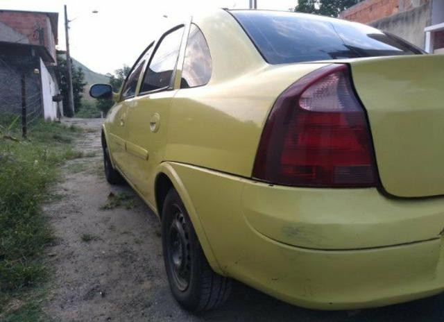 Corsa Sedã 11/12 com GNV de 16 motor 1.4 - Foto 2