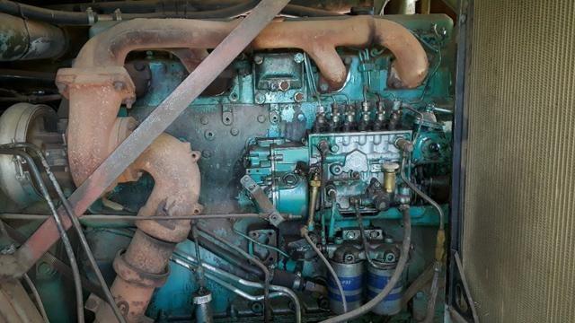 Motor Scania 112 (Diesel) em bom estado funcionando 100% ano 83 - Foto 4