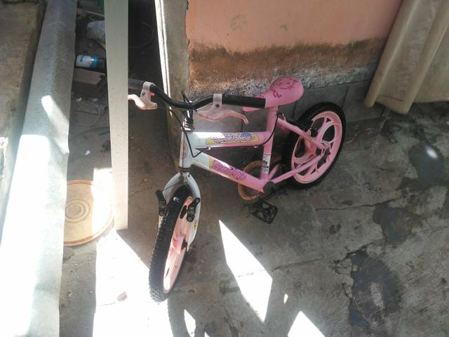 Bike da barbie 150,00 - Foto 3