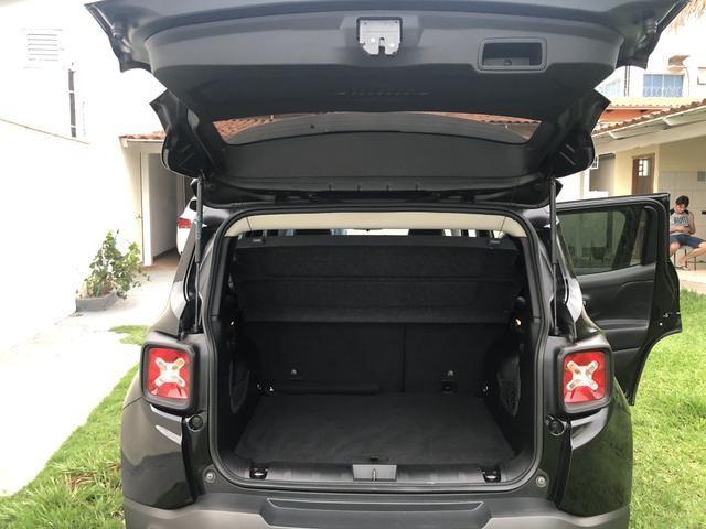 Jeep Renegade Longitude Diesel Com Teto Panorâmico (Unico a venda em Gyn) TOP!!! - Foto 14