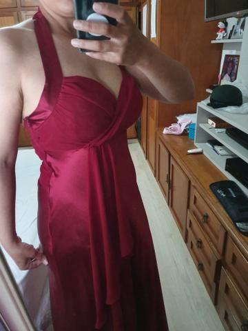 Vestido longo de festa - Foto 2