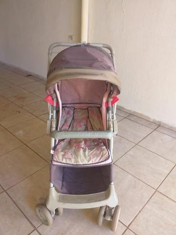 Cadeira de criança e carrinho em ótimo estado de conservação - Foto 6