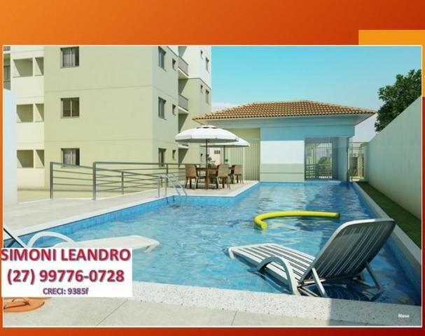 SCL - 03 - Apartamento 2qrts, itbi e registro grátis em Jacaraipe - Foto 5