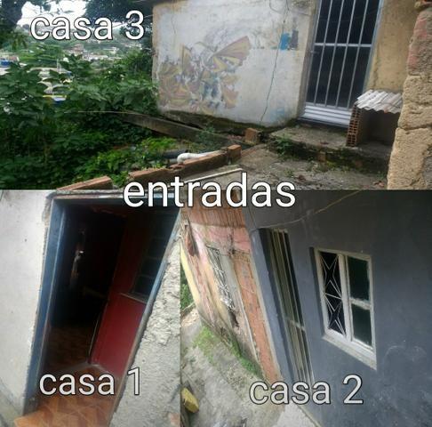 Terreno com 3 casas - Foto 10