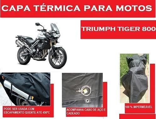 Capa Térmica Triumph Tiger 800