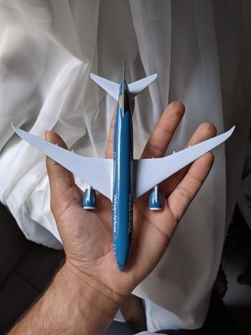 Miniatura boeing 787 - Foto 4