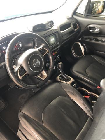Jeep Renegade Longitude Diesel Com Teto Panorâmico (Unico a venda em Gyn) TOP!!! - Foto 9