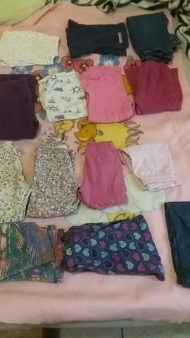 Lote de roupas de Menina - Foto 5
