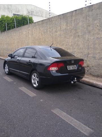 Civic G8 muito top , carro 1.8 pintuta nova todo em dias - Foto 5
