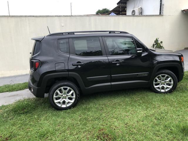 Jeep Renegade Longitude Diesel Com Teto Panorâmico (Unico a venda em Gyn) TOP!!! - Foto 12