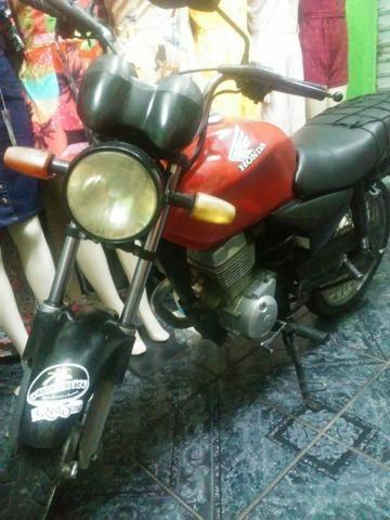 V/t essa moto 150 ela ta 4m top toda em dias até 2020 - Foto 3