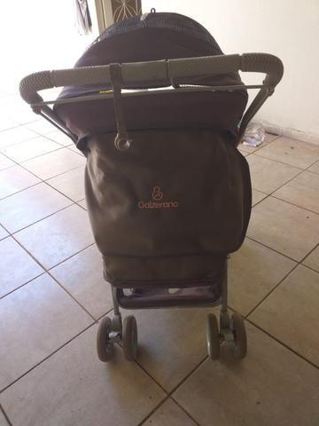 Cadeira de criança e carrinho em ótimo estado de conservação - Foto 2