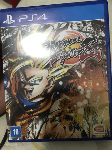 JOGO DE PS4 Dragon Ball FighterZ
