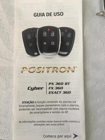 Alarme veicular Pósitron cyber PR 360bt - Foto 4