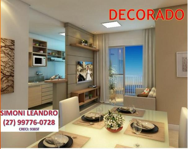SCL - 03 - Apartamento 2qrts, itbi e registro grátis em Jacaraipe - Foto 2