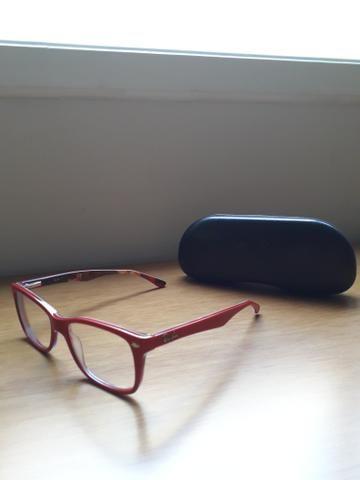 Armaçao óculos de grau Ray Ban Original - Bijouterias, relógios e ... da51efc300