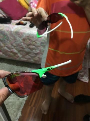 Oculos oakley Ev ZERO green fade - Bijouterias, relógios e ... 6f15a5f548
