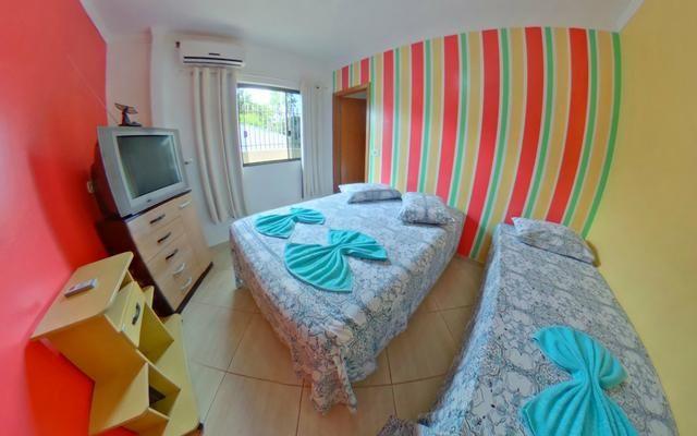 Casa completa 4 suítes WIFI piscina churrasqueira - Foto 6