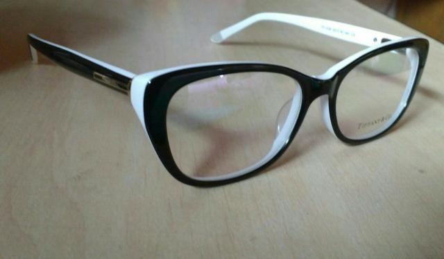 98aac92f1def2 Armação óculos feminina tiffany   co - Bijouterias, relógios e ...