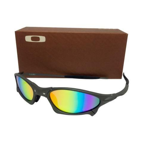 8f26bf0569d6f Óculos Oakley Juliet Penny arco-iris - Bijouterias, relógios e ...