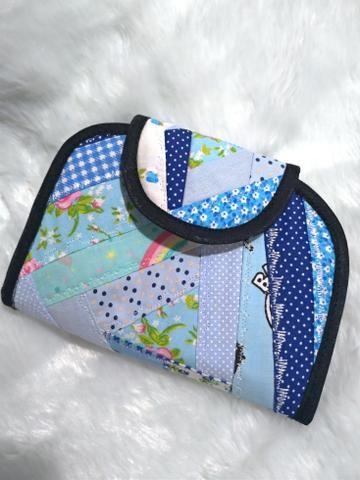 c3945a67d Carteira patchwork - Bolsas, malas e mochilas - Monteiro Lobato, São ...