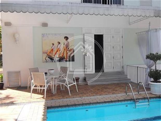 Casa à venda com 4 dormitórios em Cosme velho, Rio de janeiro cod:758562 - Foto 18