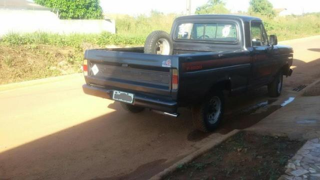 Linda Ford F-1000 2.0 4x2 Diesel Manual 1985/1985 - Foto 2