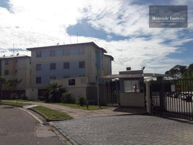 F-AP1281 Apartamento com 2 dormitórios à venda, 49 m² por R$ 110.000 - Cidade Industrial - - Foto 15