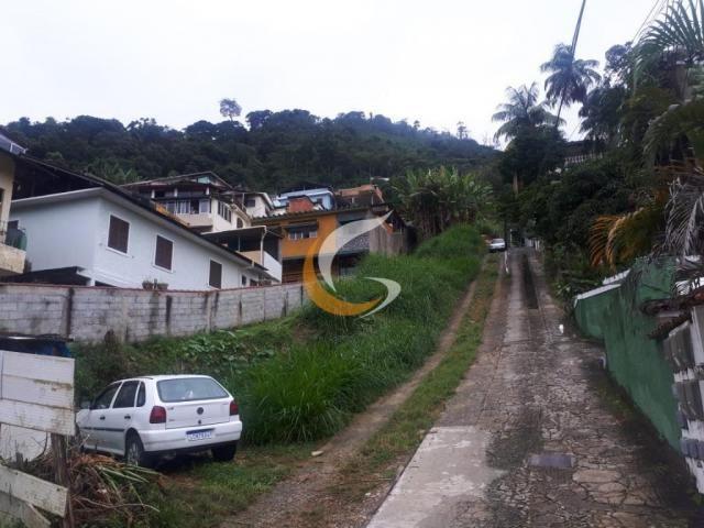 Terreno à venda, 230 m² por R$ 120.000 - Mosela - Petrópolis/RJ