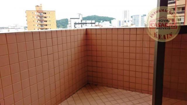 Apartamento com 1 dormitório à venda, 61 m² por R$ 225.000 - Boqueirão - Praia Grande/SP - Foto 6