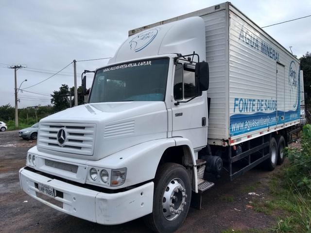 MB 1620 Truck ano 98