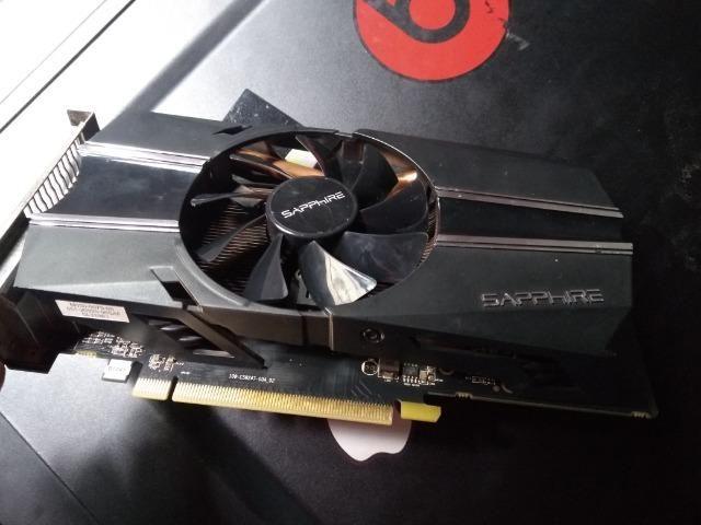 Sapphire Amd Radeon R7 260x 2gb Gddr5 Oc Version