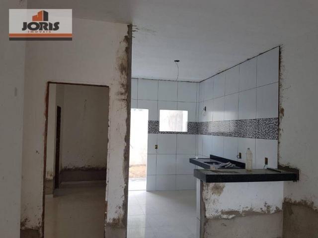 Casa com 3 dormitórios à venda, 88 m² por r$ 228.000 - pedras do ancuri - itaitinga/ce - Foto 11