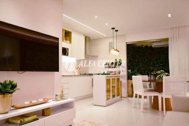 Apartamento com 2 dormitórios à venda, 64 m² por r$ 314.552,16 - parque amazônia - goiânia - Foto 20
