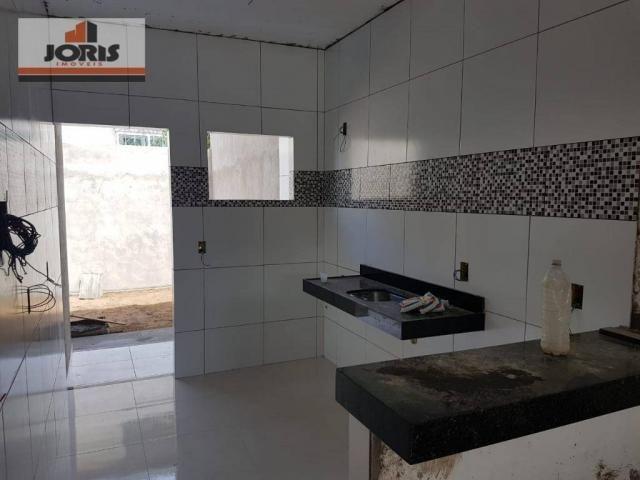 Casa com 3 dormitórios à venda, 88 m² por r$ 228.000 - pedras do ancuri - itaitinga/ce - Foto 8