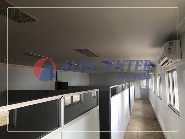Prédio para alugar, 4849 m² por r$ 40.000/mês - capuava - goiânia/go - Foto 7