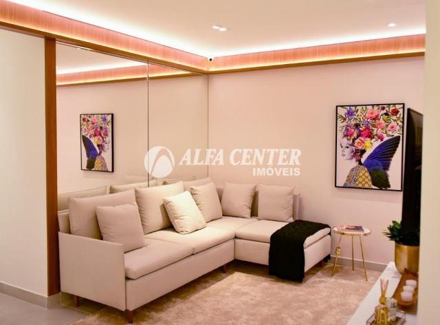 Apartamento com 2 dormitórios à venda, 64 m² por r$ 314.552,16 - parque amazônia - goiânia - Foto 12