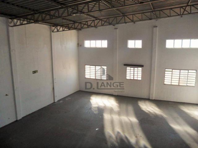 Barracão para alugar, 265 m² por r$ 4.200,00/mês - loteamento parque são martinho - campin - Foto 7