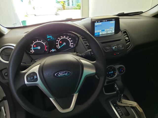 Ford Fiesta automático ecoboost Turbo 2018 - Foto 2
