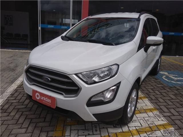 Ford Ecosport 1.5 tivct flex se automático - Foto 2