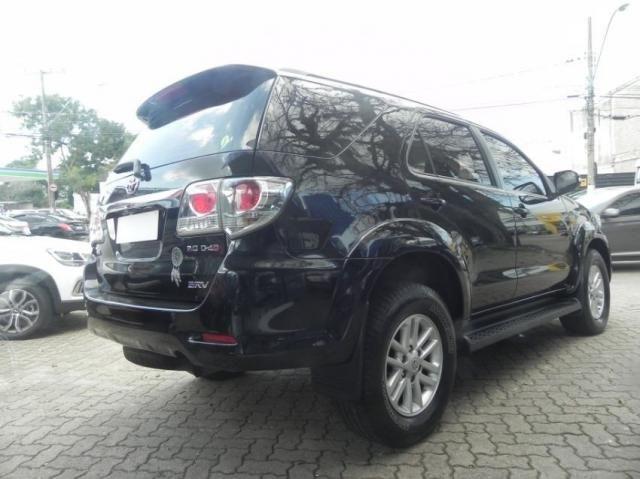 Toyota Hilux sw4 srv 4x4 4P - Foto 4