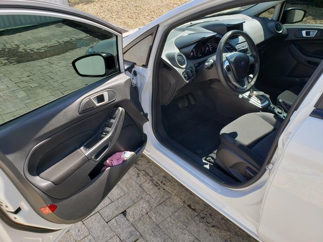 Ford Fiesta automático ecoboost Turbo 2018 - Foto 16