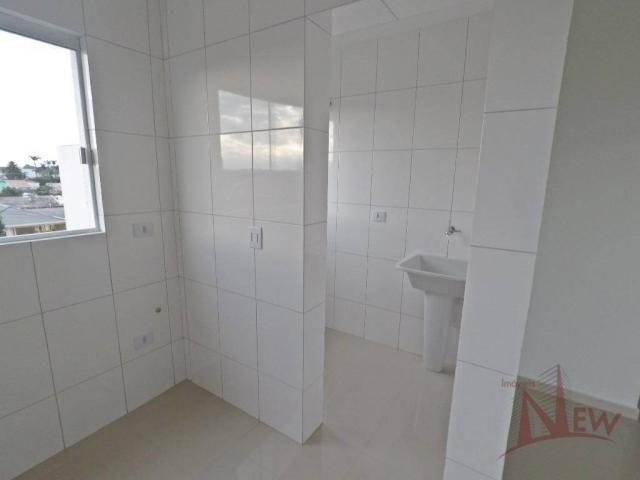 Excelente apartamento com 02 quartos no Cidade Jardim, São José dos Pinhais - Foto 9