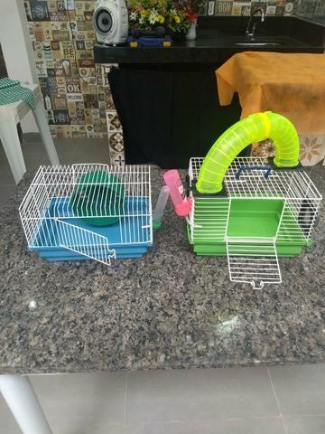 Gaiola para Hamster - Foto 2