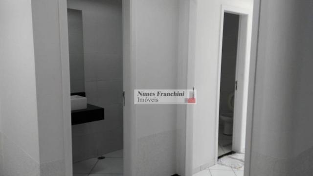 Casa verde - zn/sp andar corporativo com 16 salas, 4 banheiros, 3 vagas privativas - Foto 7