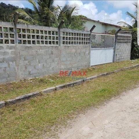 Terreno à venda, 800 m² por r$ 130.000 - olivença - ilhéus/ba