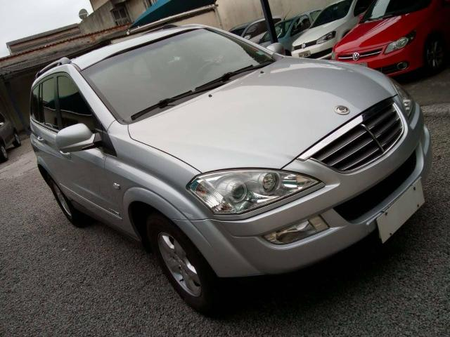 Ssangyong turbo 2.0